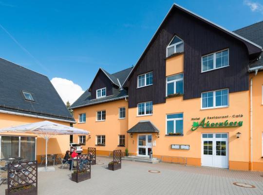 Viesnīcas bildes: Hotel Ahornberg