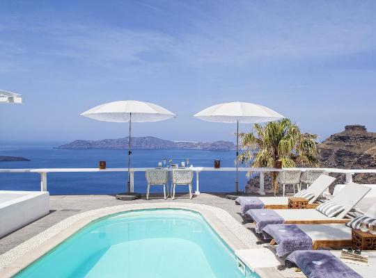รูปภาพจากโรงแรม: Mill Houses Elegant Suites