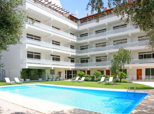 酒店照片: Corina Suites & Apartments