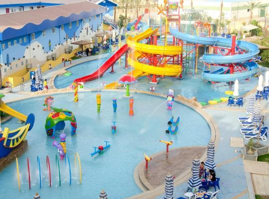 ホテルの写真: Teda Swiss Inn Plaza Hotel & Aqua Park
