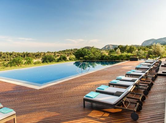 Hotel Valokuvat: Castell Son Claret