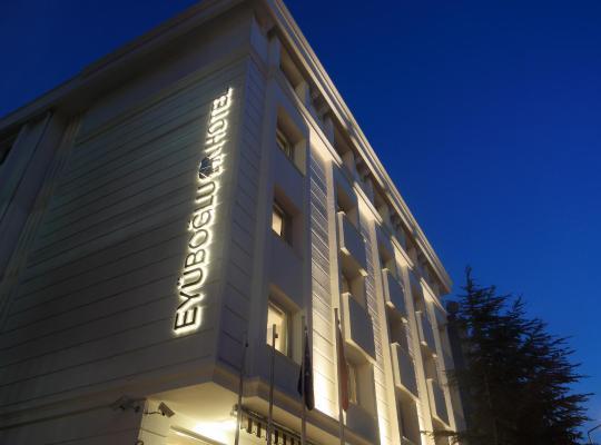 Фотографии гостиницы: Eyuboglu Hotel