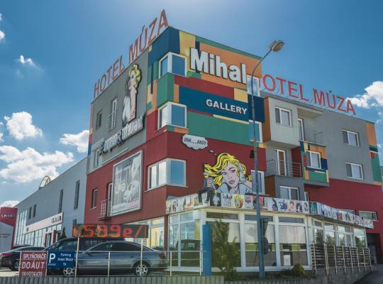 Képek: Hotel Muza