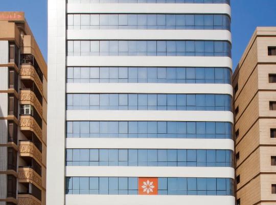 Viesnīcas bildes: Oaks Liwa Executive Suites