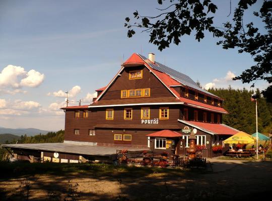 Hotel bilder: Horský hotel Portáš