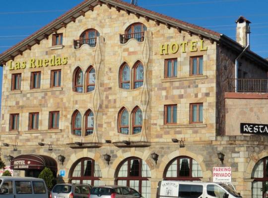 Otel fotoğrafları: Hotel Las Ruedas