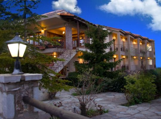 Otel fotoğrafları: Hotel Odysseas