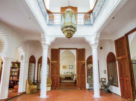 Otel fotoğrafları: Hotel Blanco Riad