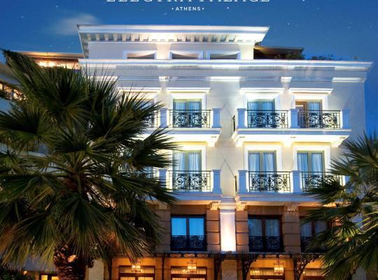 Képek: Electra Palace Athens