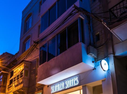 Hotel Valokuvat: Slimiza Suites