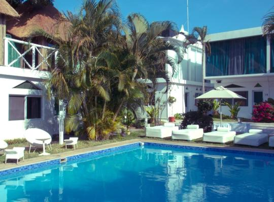 Zdjęcia obiektu: Villa das Mangas Garden Hotel