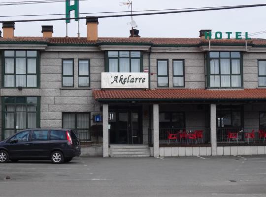 Фотографии гостиницы: Hotel Akelarre