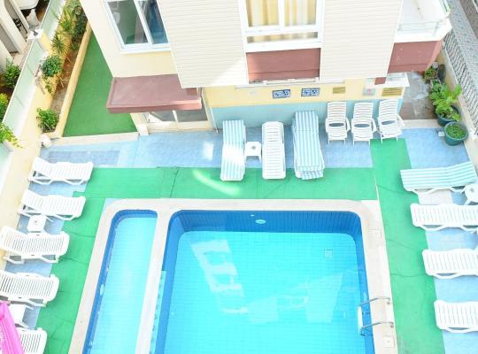 酒店照片: Kleopatra Beach Yildiz Hotel
