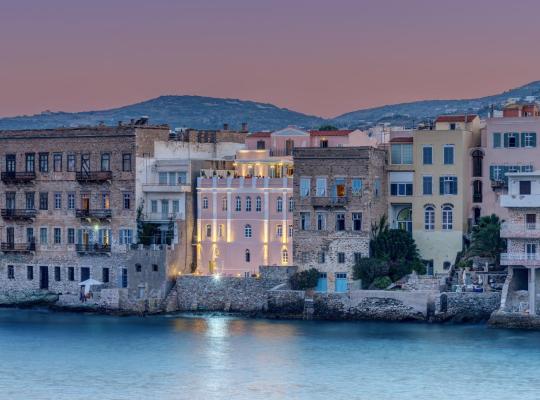 Foto dell'hotel: Apollonion Palace