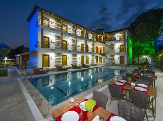 होटल तस्वीरें: Amore Hotel Teki̇rova