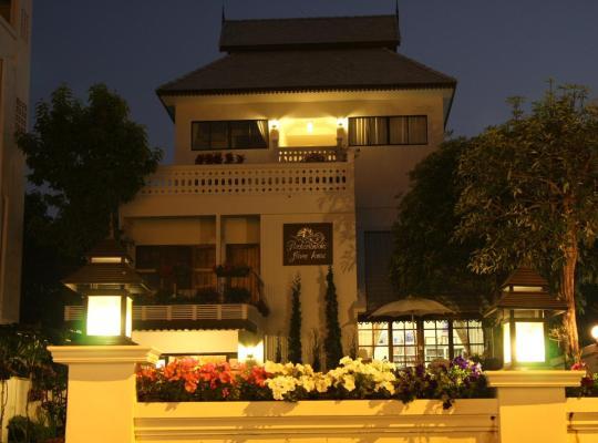 Хотел снимки: Rachamankha Flora House