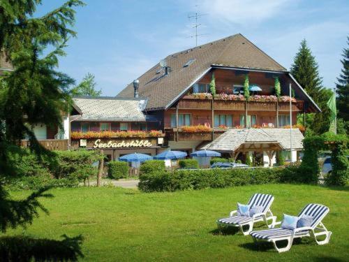 ホテルの写真: Hotel Garni Seebachstüble
