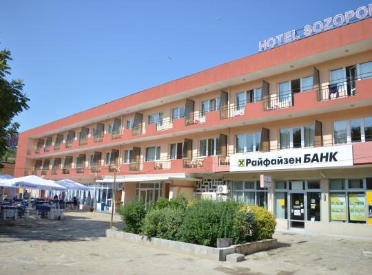 รูปภาพจากโรงแรม: Hotel Sozopol