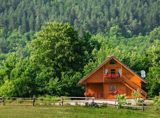 Viesnīcas bildes: Ranch Jelov Klanac