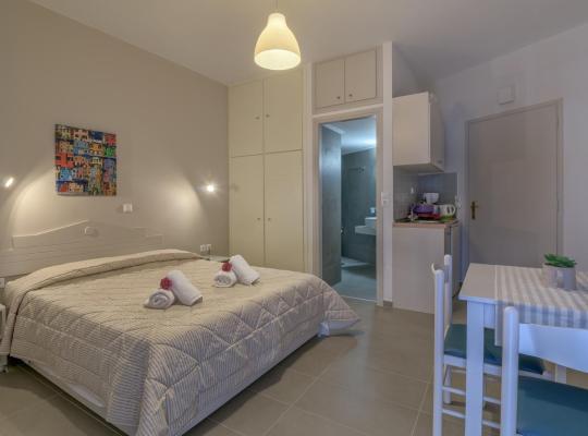 Хотел снимки: Aloe Apartments