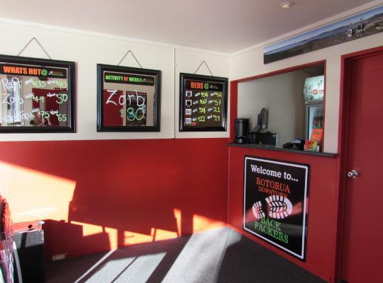 Photos de l'hôtel: Rotorua Downtown Backpackers