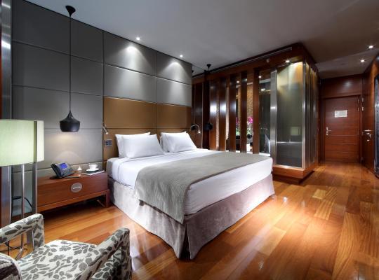Фотографии гостиницы: Eurostars Madrid Tower