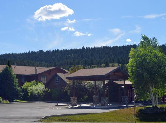 Foto dell'hotel: Bucks T4 Lodge