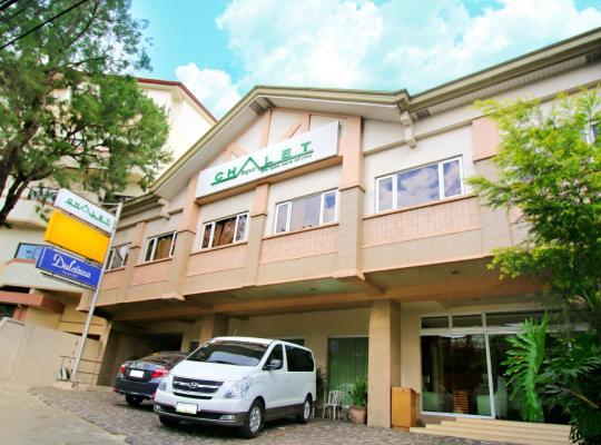 Фотографії готелю: Chalet Baguio