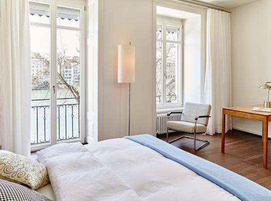 Hotel bilder: Krafft Basel