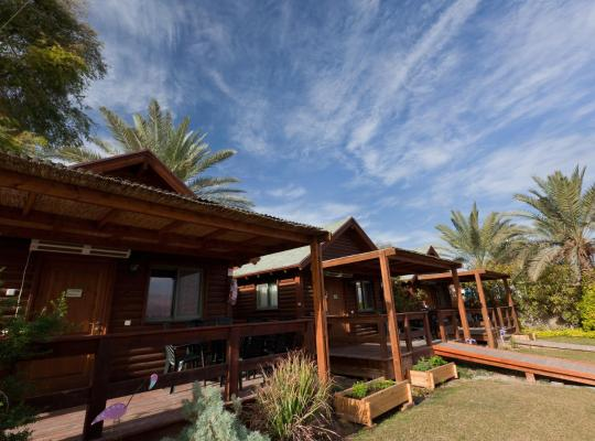 Hotellet fotos: Belfer's Dead Sea Cabins