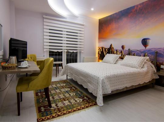 รูปภาพจากโรงแรม: Cappadocia Symbol Hotel Uçhisar