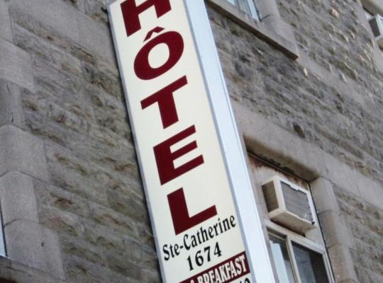 Hotel photos: Hotel Ste-Catherine