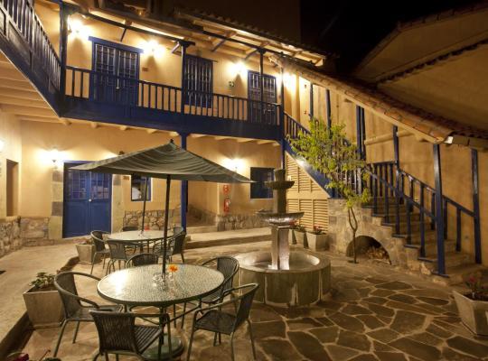 Fotografii: Tierra Viva Cusco Saphi Hotel