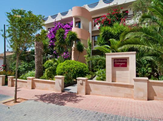 Фотографії готелю: Apartamentos Estanques