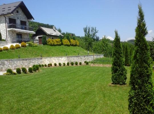 รูปภาพจากโรงแรม: Planinska kuca Bjelasica