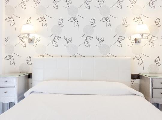 Fotos do Hotel: Apartamentos Abril