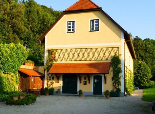 ホテルの写真: Ferien am Schloss Wald