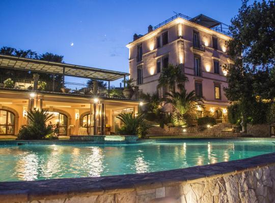 Hotel foto: Villa Clodia Relais