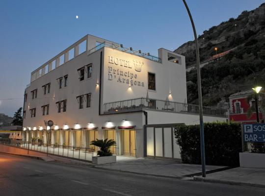Хотел снимки: Hotel Principe d'Aragona