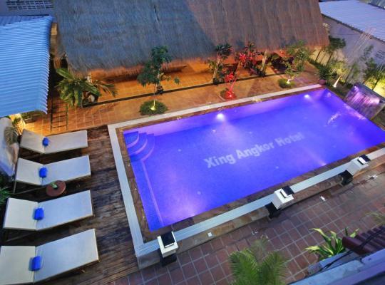 Képek: Xing Angkor Hotel