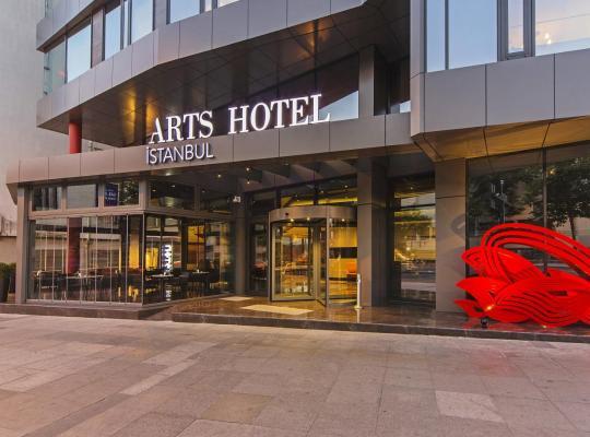 酒店照片: Arts Hotel Istanbul - Special Class