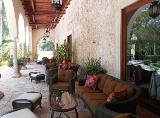 Hotel fotografií: Hacienda Chichen Resort and Yaxkin Spa