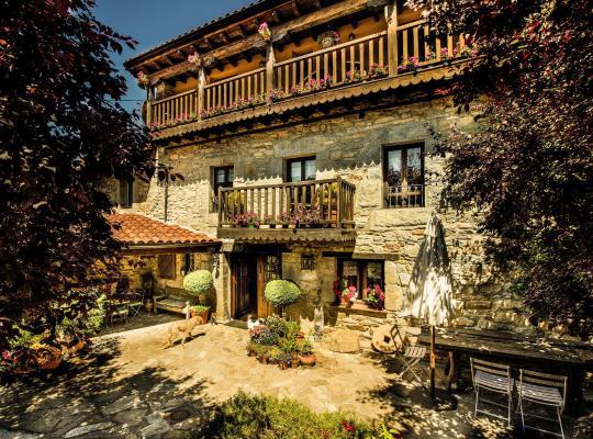호텔 사진: Hotel Rural Zalama