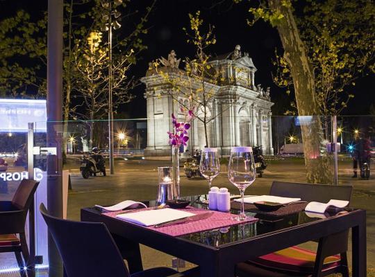 Φωτογραφίες του ξενοδοχείου: Hospes Puerta de Alcalá