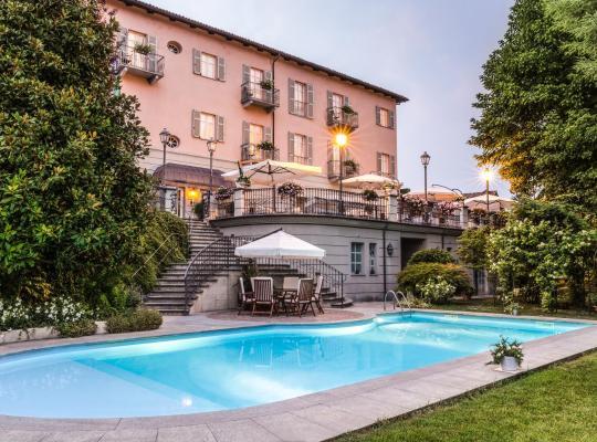 Φωτογραφίες του ξενοδοχείου: Ristorante Albergo Ca' Vittoria