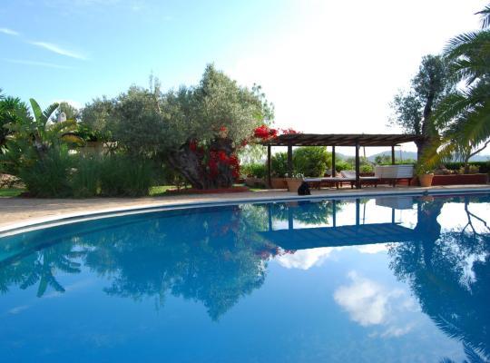 Otel fotoğrafları: Hotel Rural Cas Pla