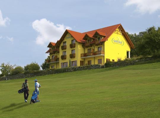 Хотел снимки: Golfblick - Zimmer & Apartments