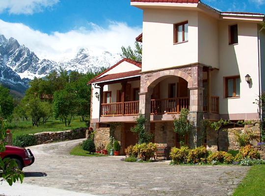 ホテルの写真: Posada Javier