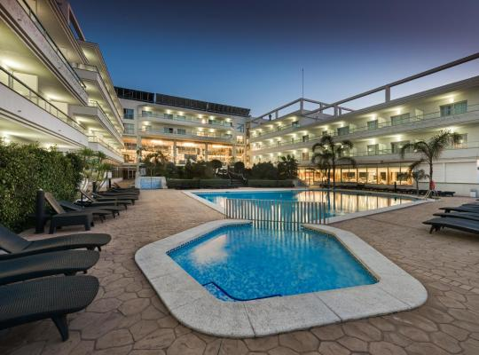 Képek: Hotel Sun Palace Albir & Spa