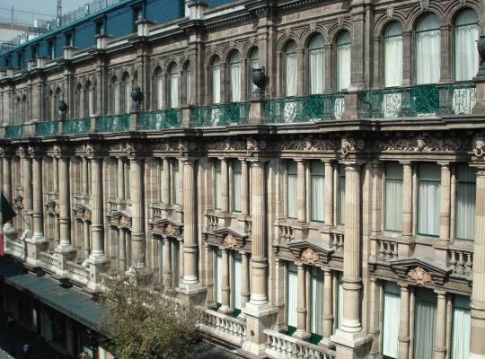 Fotografii: Gran Hotel Ciudad de Mexico